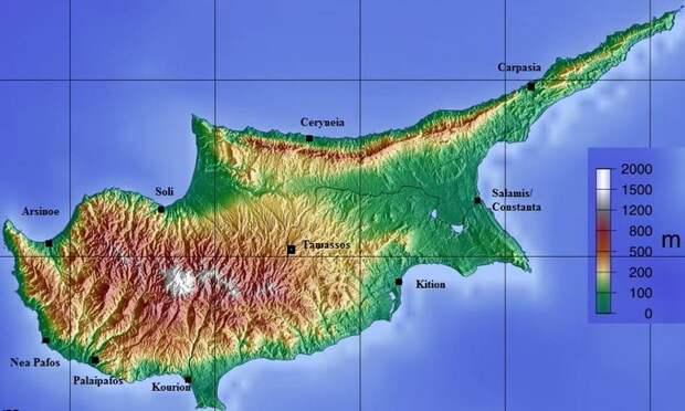 Кипр против: остров не поддержал введение новых санкций ЕС против России