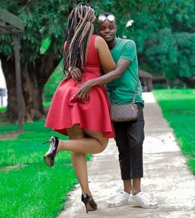 В своих подругах кенийские мужчины ценят крупные формы