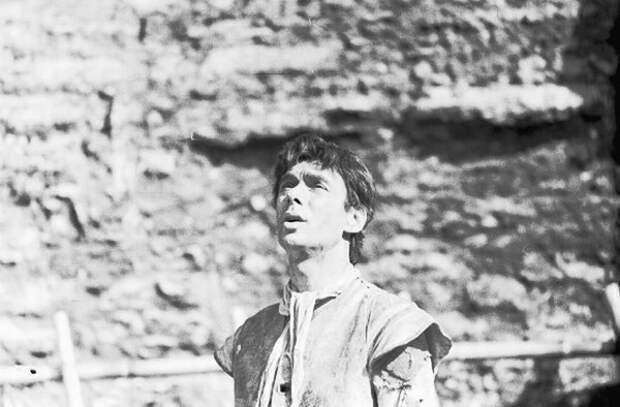 "Фотографии со съемочной площадки фильма ""Три толстяка"" 1966 год"
