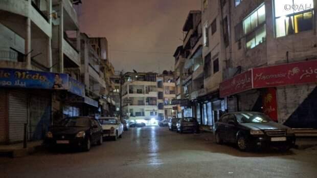 Улицы Латакии опустели из-за коронавируса: как выглядит комендантский час в Сирии