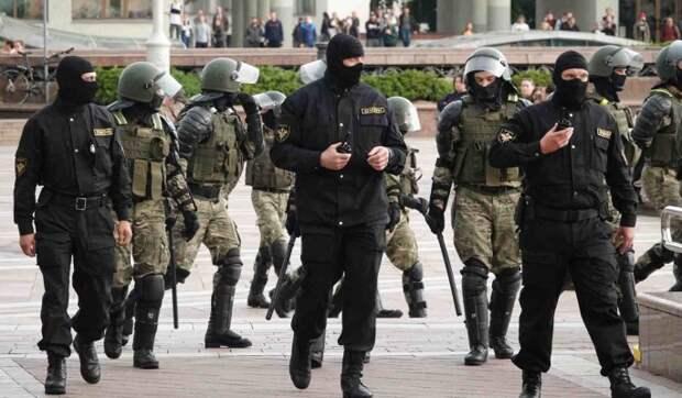 Белорусские силовики записали обращение к народу: Нас рассчитывали купить