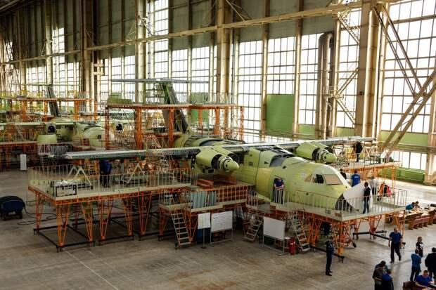 Россия готова помочь Индии в создании самолета на базе Ил-112В