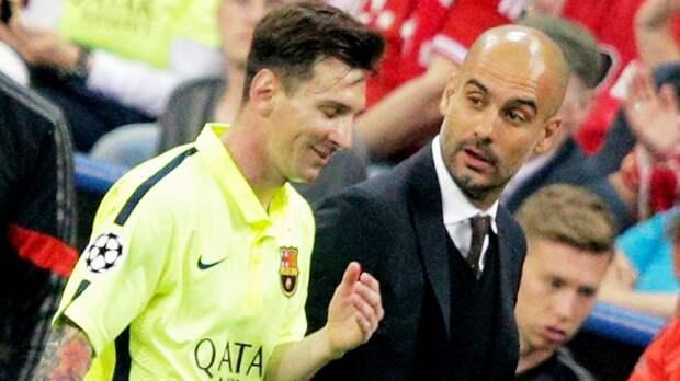 «Манчестер Сити» поошибке отправил «Барселоне» предложение потрансферу Месси