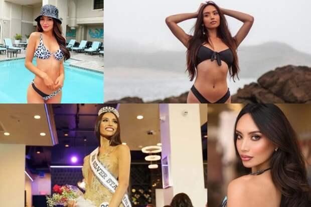 """Болеем за самую красивую будущую """"Мисс США"""" — Каталуну Энрикес"""