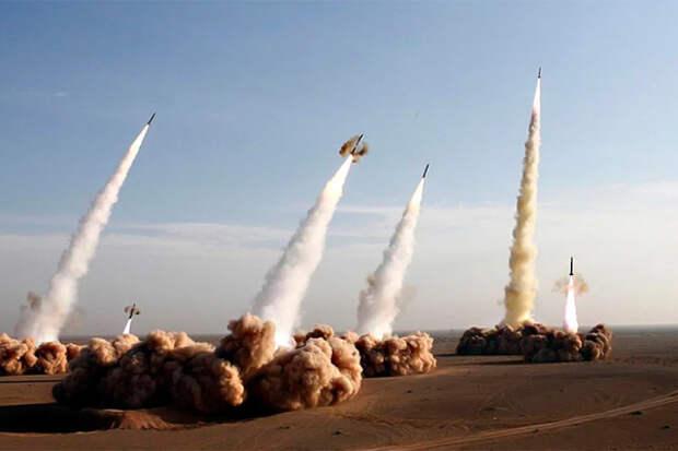 Ракетная атака