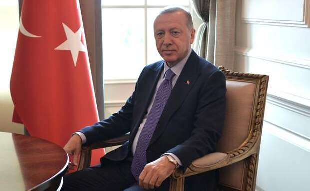 Президент Эрдоган заявил о намерении Турции превратиться в мирового лидера по производству беспилотников