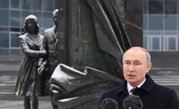 WSJ: Путин вступает в Новый год 2021 год таким же сильным, как и всегда
