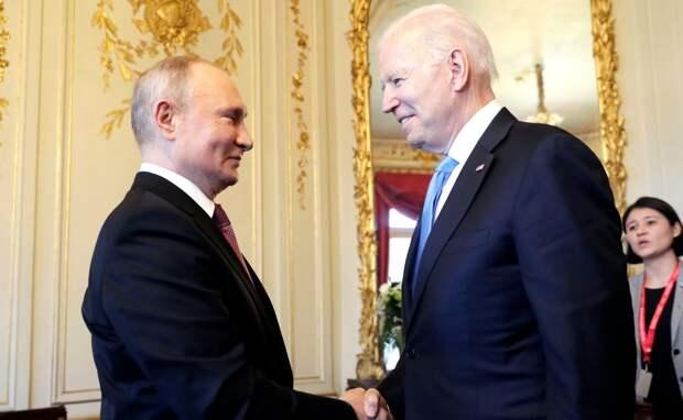 Кремль опубликовал совместное заявление Путина и Байдена по стратегической стабильности