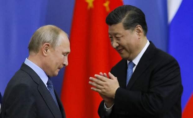Москва позвонила в Пекин, о чем шла речь