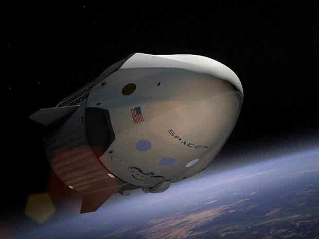 Crew Dragon-1 приводнился в Мексиканском заливе