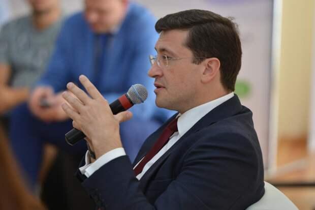 Глеб Никитин вошел в ТОП-10 самых цитируемых губернаторов-блогеров за январь