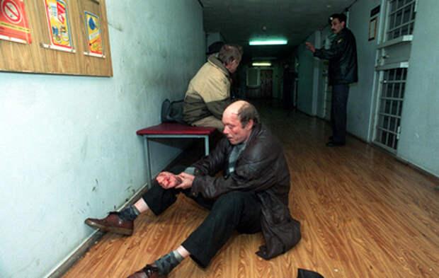В России оценили возрождение вытрезвителей