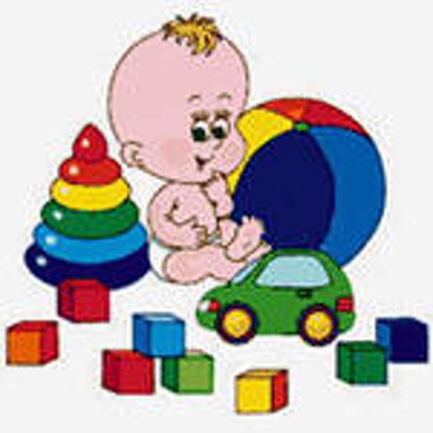 Развивающие игры для детей от 2 до 3 лет