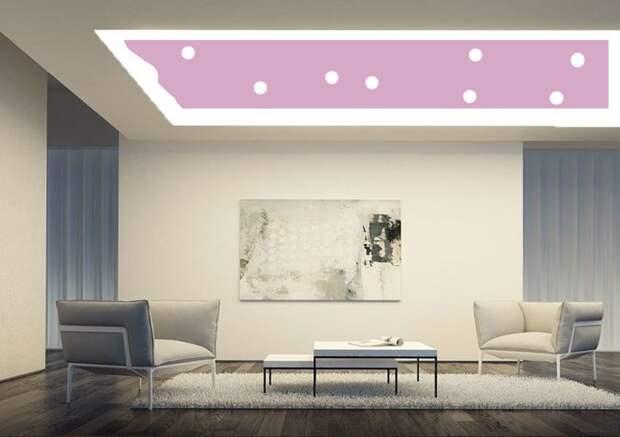 Какой потолок лучше сделать вквартире