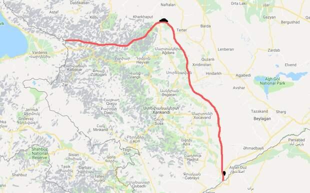По новой армяно-азербайджанской войне 2020 года