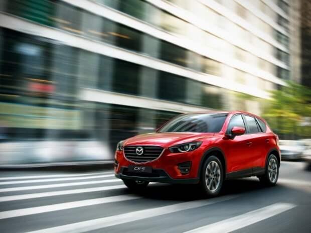 Обновленные Mazda6 и кроссовер CX-5 выходят на российский рынок