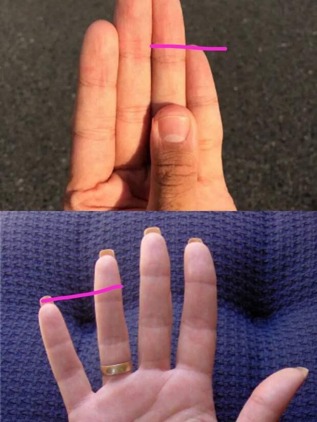 5 символов богатства на руке