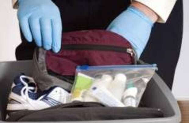 Аэропорты Милана разрешат провоз жидкостей в ручной клади