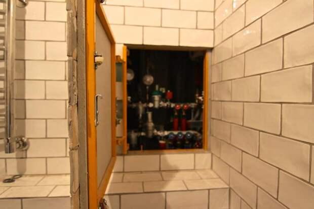 Ещё один вариант расположения трубопровода в санузле. Шестьдесят третья часть.