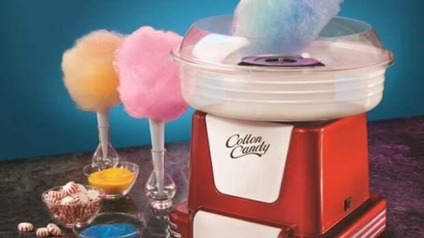 Как открыть точку продажи сладкой ваты?