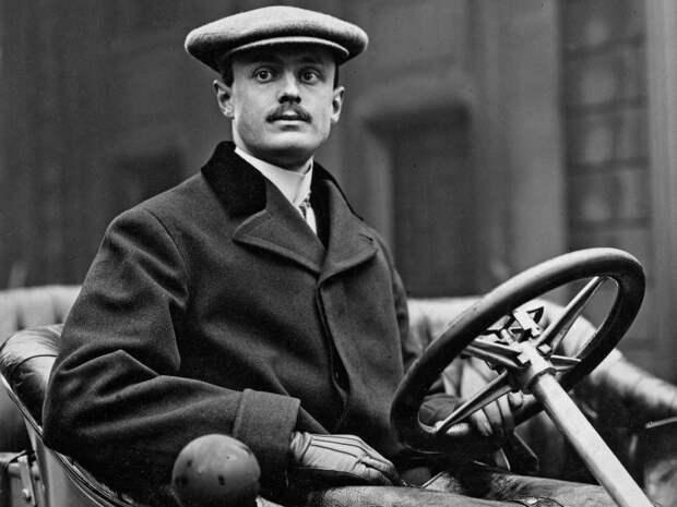 Чарльз Стюарт Роллс – основатель марки 'Роллс-Ройс' и один из первых авиаторов в истории rollce-royce, авиация, авто, автоистория, история, летчик, факты, чарльз роллс
