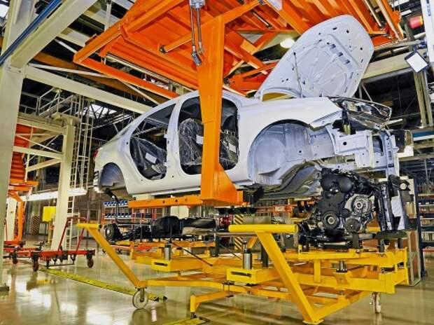 Lada Vesta выходит в серию