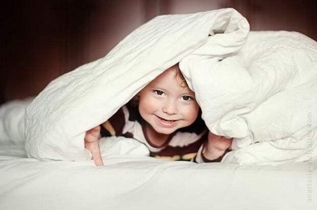 Чем занять ребенка вечером - 14 спокойных игр