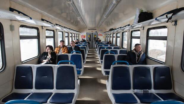 Около 70 млн пассажиров перевезли поезда ЦППК за весну 2020 года