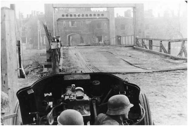 Это было первое отступление немцев. Что произошло утром 22 июня 1941 в Бресте