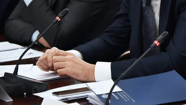 В Подмосковье обсудили вопрос о сокращении унитарных предприятий на конкурентных рынках