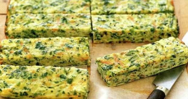 Отличная закуска: батончики с зеленью и сыром