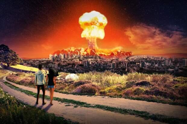 Штаты провели учения ядерного удара по России