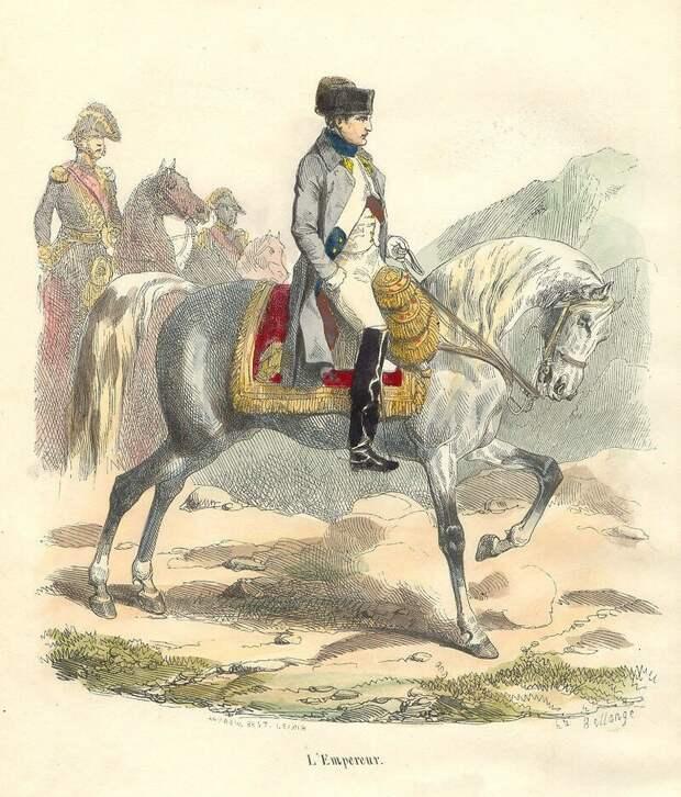 Режим секретности: зачем Наполеон переодевался поляком