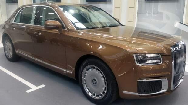 Директор сети автосалонов прокомментировал выход на рынок автомобилей Aurus
