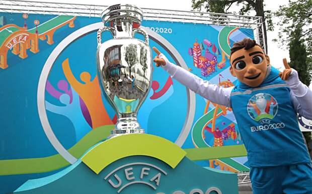 Официально: матчи Евро-2020 в Риме пройдут со зрителями