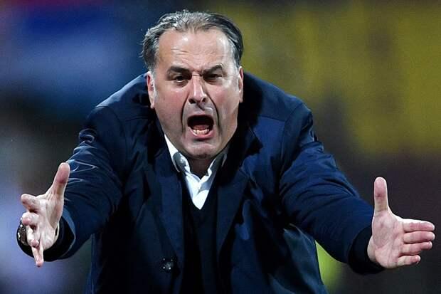 Божович не сумел реабилитироваться за разгром трехлетней давности, но очки у ЦСКА отобрал