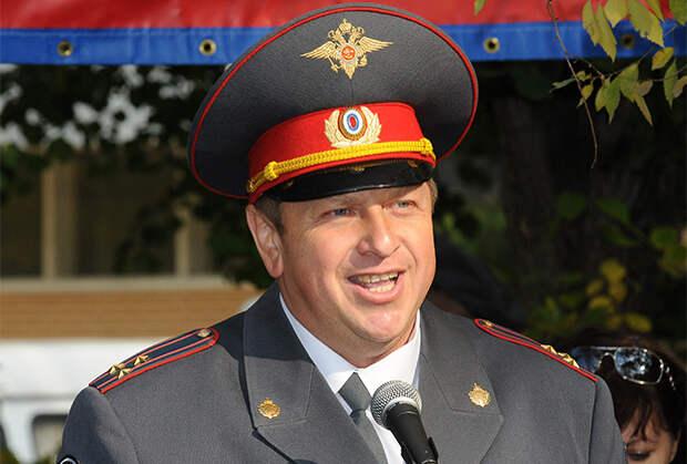 Александр Обойдихин — главный редактор газеты «Петровка,38»