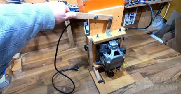 Как сделать настольный фрезер из двигателя от стиральной машины