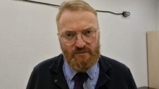 Депутат Госдумы Милонов: Аборт – это не медицинская операция, а убийство невинного ребёнка