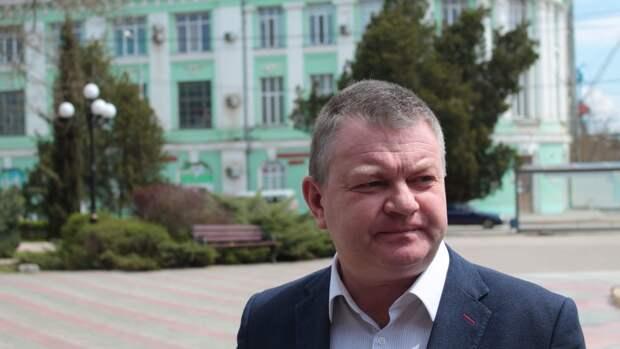 Бороздин уволился с поста мэра Керчи