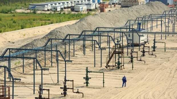 Баженовская свита стала давать больше нефти