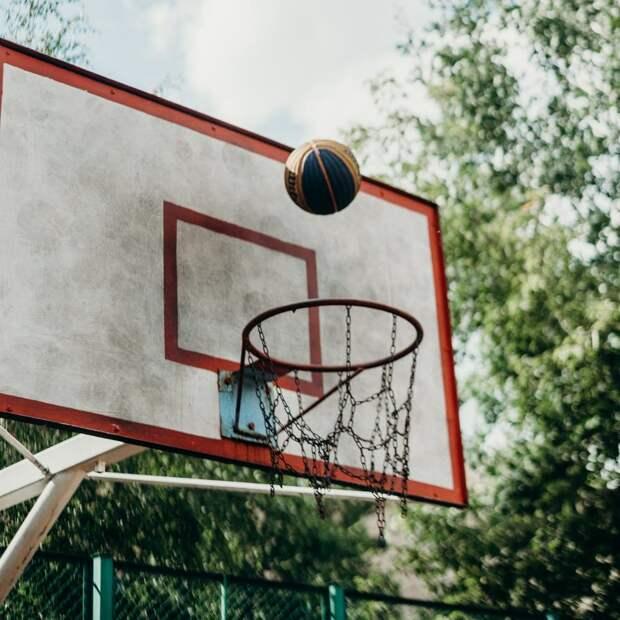 Играть в баскетбол снова можно на Планерной
