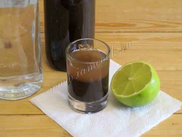 Спиртные напитки. Коктейль «Ниночка»