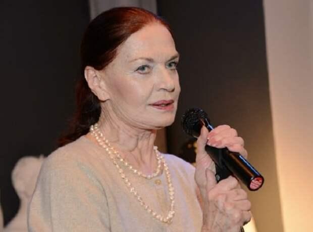 Народная артистка СССР Людмила Чурсина | Фото: radiokp.ru