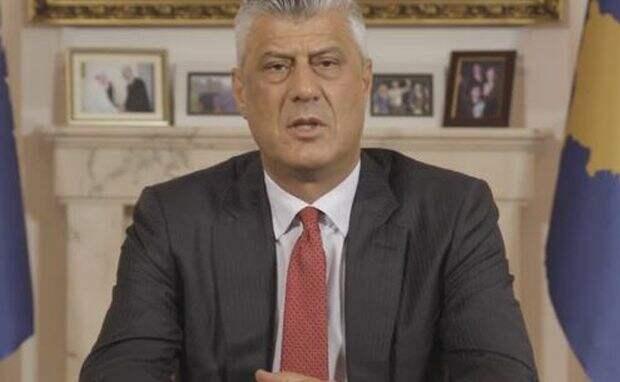 Лидер косовских сепаратистов озвучил условие своей отставки