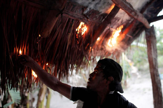 Стражи джунглей Амазонки