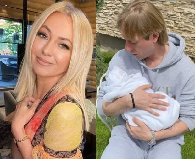 В семье Рудковской и Плющенко совсем скоро появится еще один ребенок