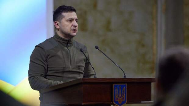 Зеленский расширил пакет санкций против российских компаний