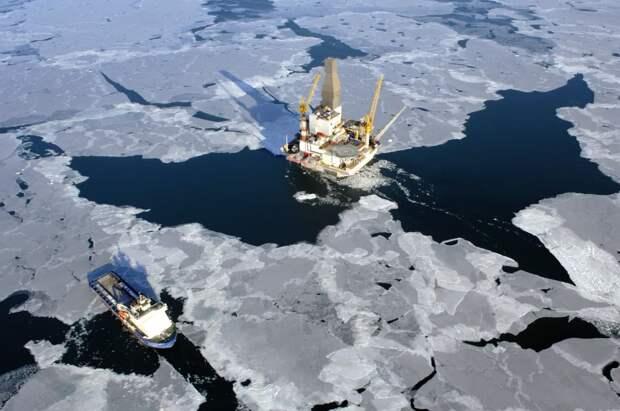 Греты Тунберг на вас нет! – России пора бить США в Арктике западным «оружием»