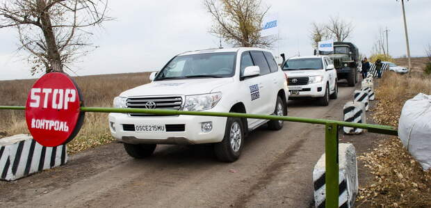 ОБСЕ переходит на сторону Украины – дипломат
